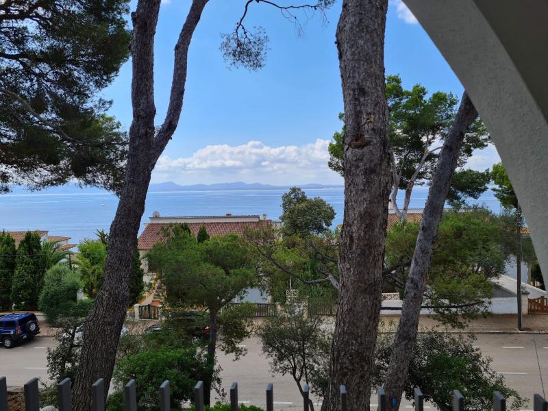 Villa mit tollem Meerblick in Alcanada zum Kauf Mallorca
