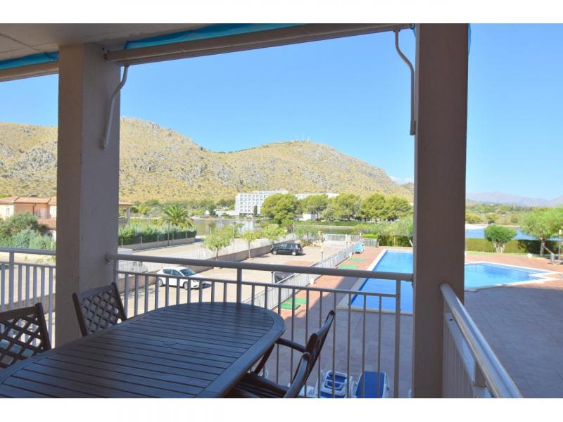 Tolle Wohnung im TOP Zustand mit Loggia und Pool in Alcudia zum Kauf